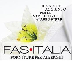 FAS ITALIA, il valore aggiunto delle strutture alberghiere