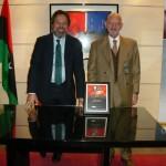 Da sinistra: Giulio Fabbri, Front office Manager e Antonio D'Elia, General Manager Quality Hotel Rouge et Noir