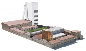 Fondazione Prada, Rem Koolhaas, climatizzata con impianti Climaveneta