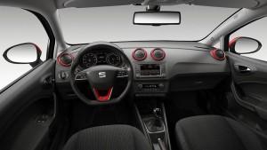 interni nuova SEAT Ibiza 300x169 La nuova SEAT Ibiza   tecnologia all'avanguardia