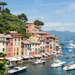 Turisti russi in Liguria, Portofino