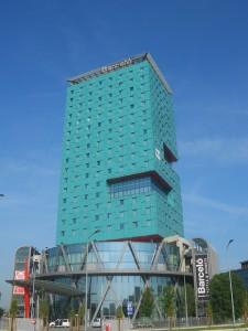 hotel Barcelò, Simone Micheli, Milano