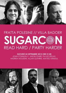 SugarCon, Villa Badoer, Fratta Polesine