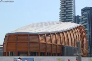 Unicredit Pavilion, Milano