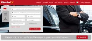 MilanoTaxiOk nuovo sito