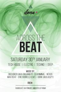 Across The Beat, Radio Cafe