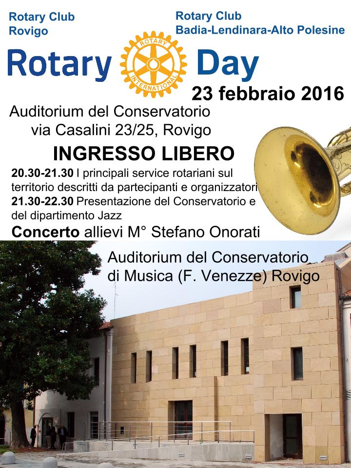 Rotary Day 2016 Rovigo-Badia P