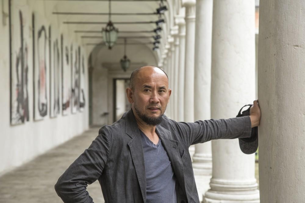 Qin Feng, mostra personale, Venezia
