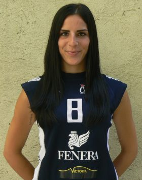 Claudia Provaroni, Fenera Chieri '76
