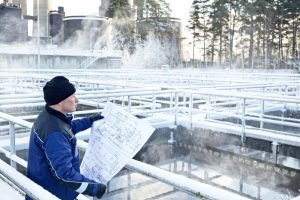 Fortum's district heating