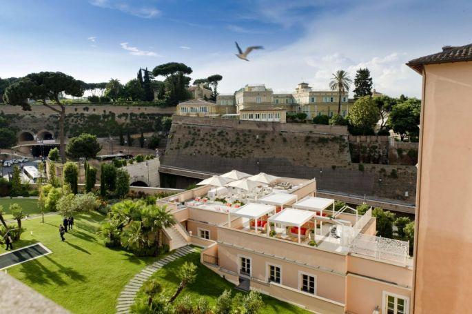 L'esclusivo Gran Melià Rome ospiterà il primo Wedding Club della Capitale