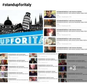StandUp for Italy
